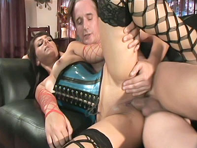 What could possibly be better than seeing a lovely European model in sexy lingerie and spreading her legs wide for a cock Lanas a slutty young model that likes to dress the part She didnt think twice about accepting our offer to take our cock in her twat